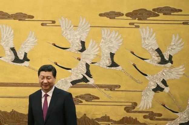 Feng Li (c) REUTERS