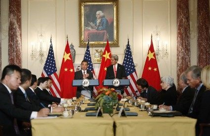 Sino-US Relations - 1