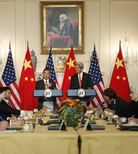 Sino-US Relations – 1