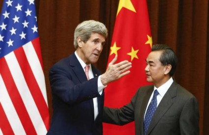 Sino-US Relations - 2