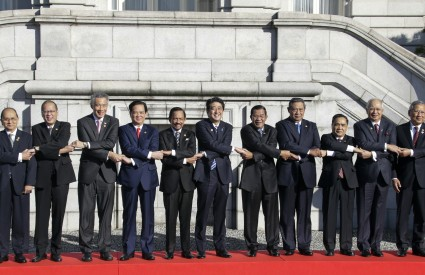 Japan's Approach to Southeast Asia in the Context of Sino-Japanese Relations