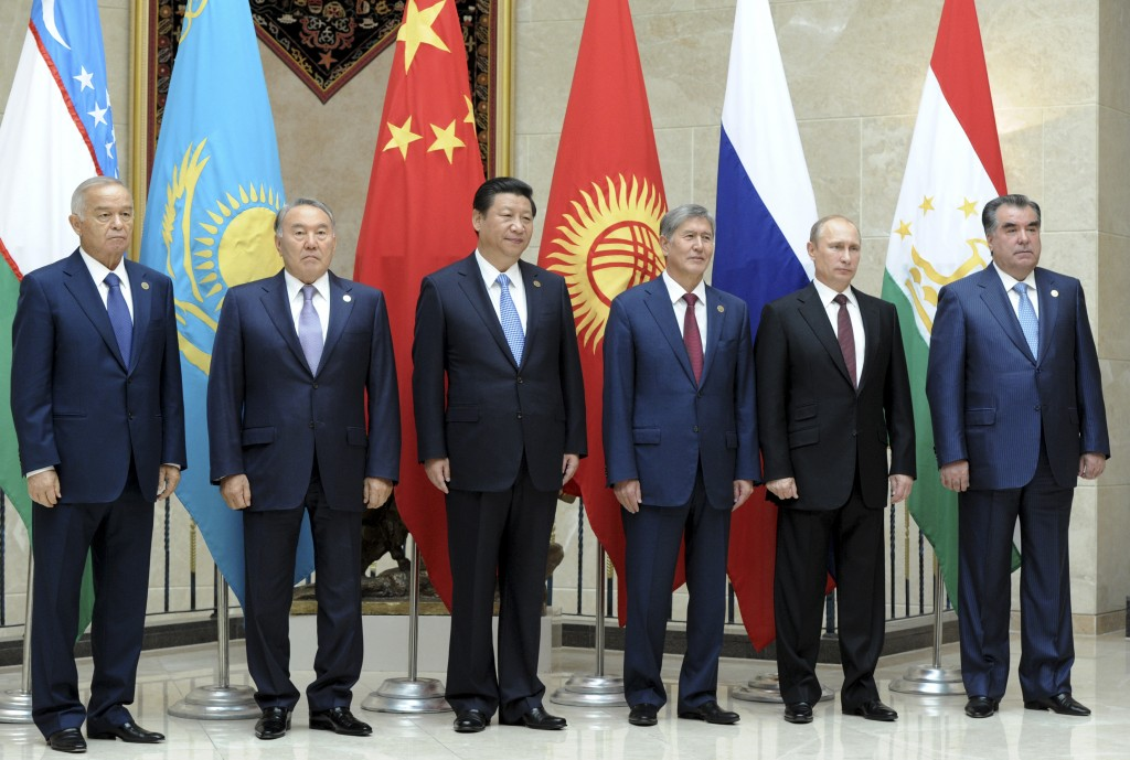 China's Eurasian Pivot