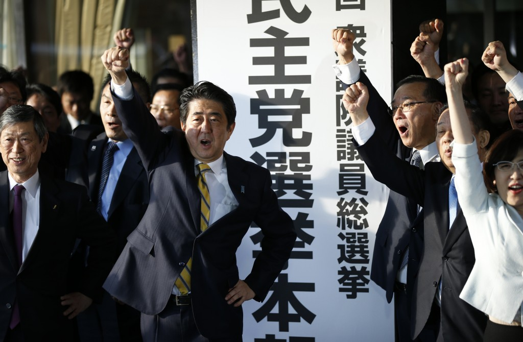 Abe Unleashed? Hardly