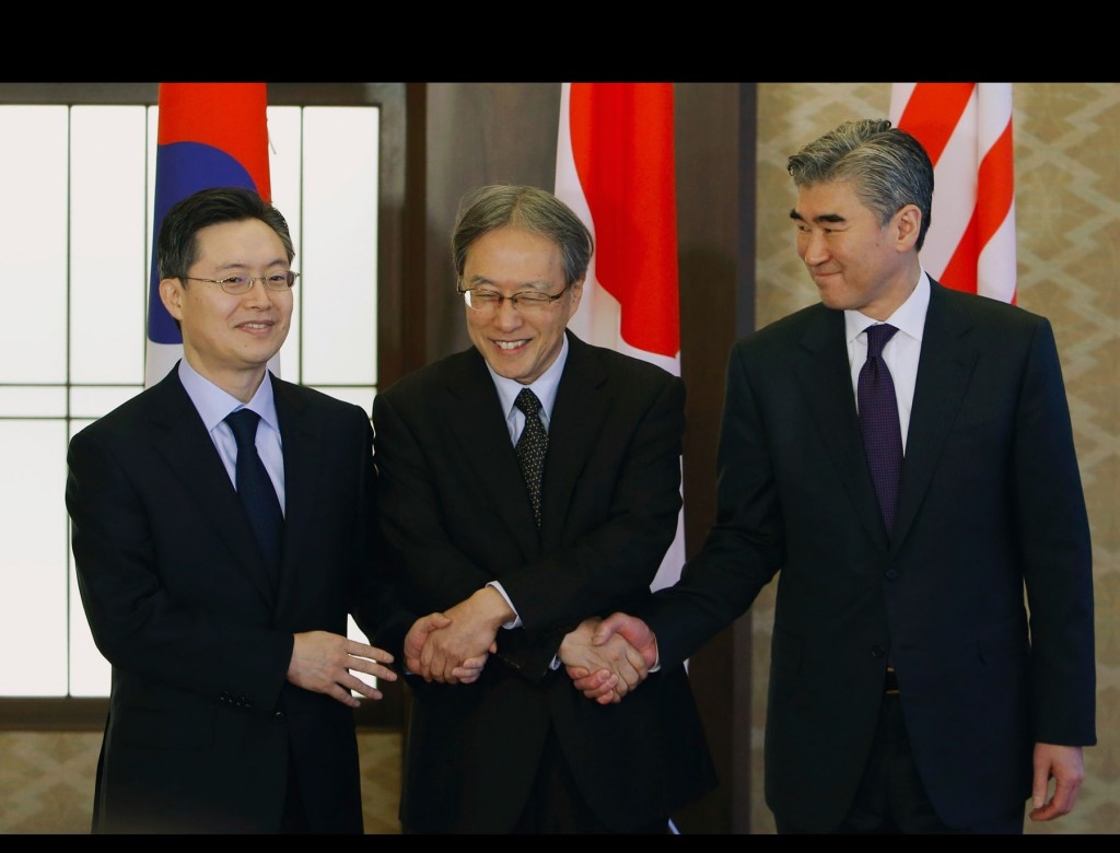 US-Japan Relations under Abe Shinzo
