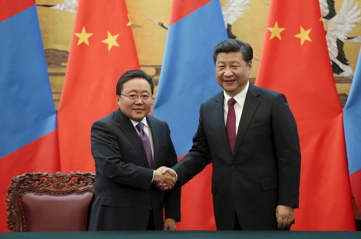 Mongolia Hangs in the Balance: Political Choices and Economic Realities