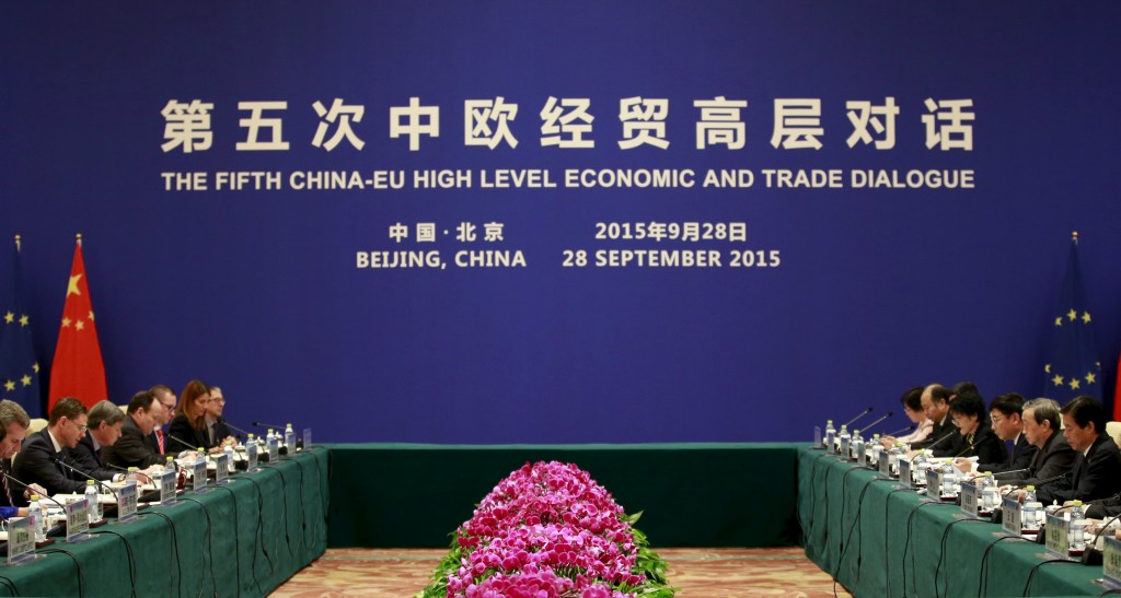 The EU and China: The Search for Simplicity
