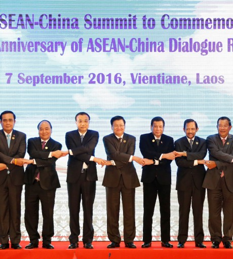 ASEAN's Divided Approach to China's Rise