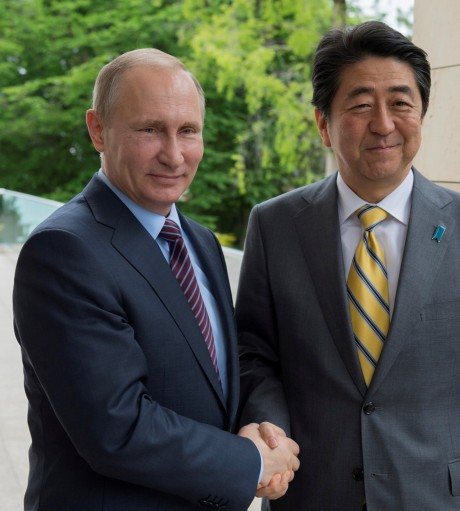Breakthrough in Japan-Russia Relations and Advancing Regional Security