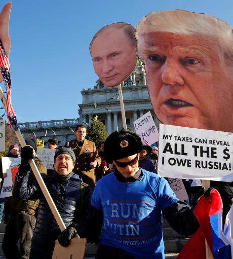 The US-Russia-China Triangle