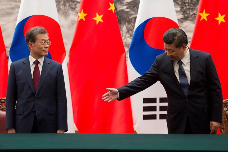 US-China Rivalry and the Future of the Korean Peninsula