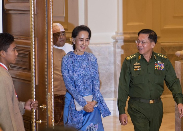 Myanmar's Democratic Backsliding in the Struggle for National Identity and Independence