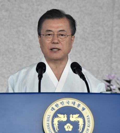The Case of Moon Jae-in