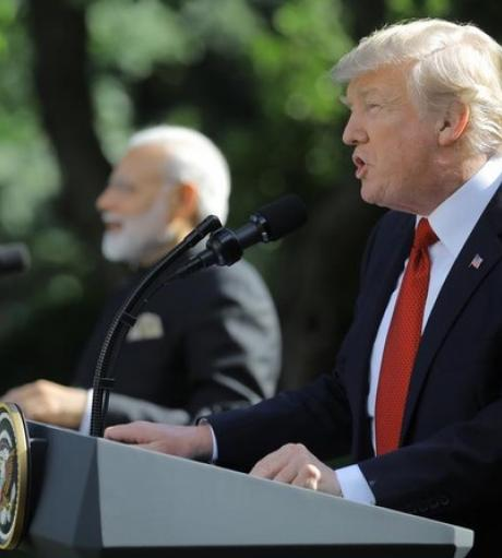 Post-Trump's India Visit, the US-India Partnership Is in a Good Place