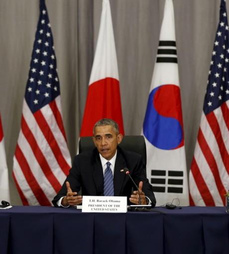 Challenges to Biden's pursuit of trilateralism